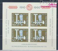 Schweiz Block17 postfrisch 1960 Pro Patria (8532486