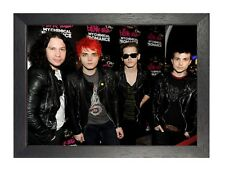 My Chemical Romance 1 MCR American Rock Band Poster Way Music Star Photo On Wall