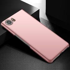 For Blackberry Keyone New Ultra-Thin Feel Skin Hard Plastic Cover Slim PC Case