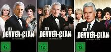23 DVDs * DER DENVER CLAN - STAFFEL / SEASON 4 - 6 IM SET # NEU OVP +
