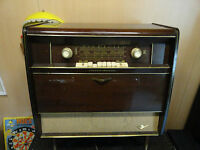 GRUNDIG MAJESTIC SO 102/60 PX NEEDS RESTORE MAYBE  YOU PICK UP