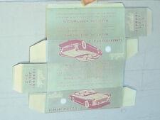REPLIQUE BOITE FERRARI 250 GT 2+2   SOLIDO 1962