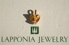 """Kettenanhänger von Lapponia """"Herz"""", NEU in 585er Gold, Essence"""