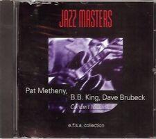 Jazz Masters Concert Midem - e.f.s.a. Pat Metheny, B.B. King, Dave Brube CD, NEU