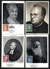 Federal 156/9 Maximum Cards Helper The Humanity and the Like. Henri Dunant