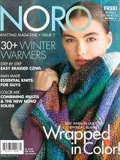 Noro ::Magazine #7:: Fall-Winter 2015-16  New! 30+ Winter Warmers!