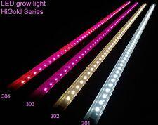 3pcs High efficient Low temp LED grow light 4000/6500K/Pink Hydroponics vertical