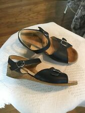 Women's Worishofer Comfort Ankle Strap Sandal Blue size EU 36 US 5 5 1/2