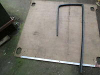 Ford Transit O/S Window Seal/ Guide Drivers Side 2007 SWB
