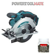 Makita DSS610Z 18V LXT 165mm Circular Saw (Body Only) with P-49971 100pc Bit Set