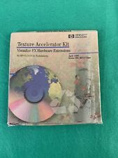 HP 9000 7xx Texture & Accelerator Kit Visualize FX 4 Hardware for HP UX