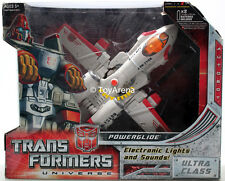 Transformers Universe Classic Ultra Class Powerglide Action Figure SHELF WEAR