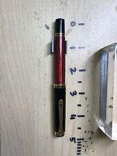 Pelikan M400 rollerball pen