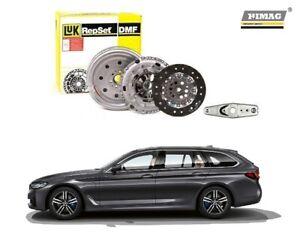 LUK Clutch Set + Flywheel Dual-Mass For BMW 5 Touring E61 530d 170 Kw 231 HP