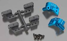 Associated 9866 Front Aluminum Hub Set 1 Degree SC10 RC10B44 / T4 / B4 / GT2