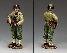 King And Country Ww2 U.s. Capt. Dale Dye … armas formación d día dd275