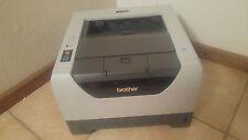 +++ nur 8.100 Seiten +++ Brother HL-5350DN Laserdrucker Fixier: noch ca. 92%