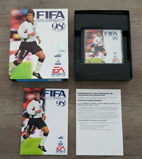 FIFA 98: Road to the World Cup, Electronic Arts, PC Big Box, CD-ROM