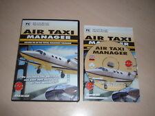 ✈ Air TAXI Manager ~ MICROSOFT FLIGHT SIMULATOR 2004 FS2004 add-on