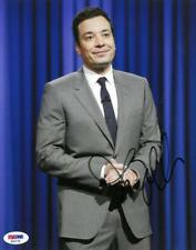Jimmy Fallon Signed Authentic Autographed 8x10 Photo PSA/DNA #AD57178