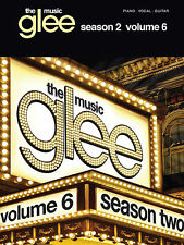 GLEE - The Music Season 2 Volume 6 PVG Book Piano Vocal Guitar