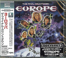 EUROPE-FINAL COUNT DOWN-JAPAN BLU-SPEC CD2 BONUS TRACK D73