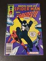Marvel Team-Up #141 Spider-Man & Daredevil 1st Black Symbiote Suit! 1984 FN