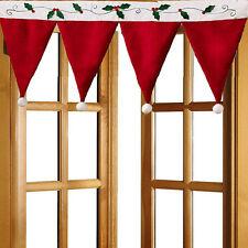 Gardinen Weihnachten.Markenlose Rollos Gardinen Vorhänge Im Weihnachts Stil Sonstiges