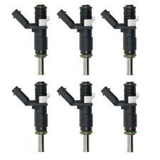 Set 6 Genuine Siemens fuel injector for 05-13 Mercedes SLK R E SLK GLK ML S 3.5L