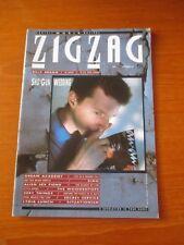 OCTOBER 1985  ZIGZAG MAGAZINE VOLUME 2 NUMBER 11