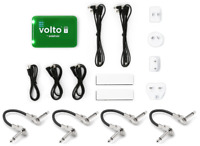 New Pedaltrain Volto 3 Rechargeable Guitar Pedal Power supply! Free Patches!