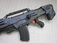 Nerf N-Strike Longshot Halo Military Rifle GUN Sniper Paint Mod Cosplay Blue AAA