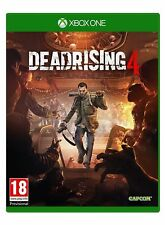 Dead Rising 4 Xbox one (Microsoft Xbox One, 2016) MINT -1st Class Delivery