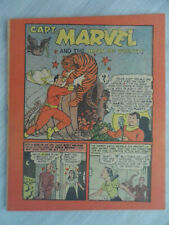 CAPTAIN MARVEL AND THE HORN OF PLENTY! #nn Fawcett Miniature 1946 SHAZAM!!