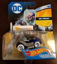 DC Comics * Mr. Freeze * 2017 Hot Wheels Character Cars * F18