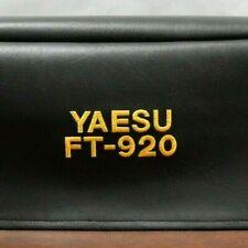 Yaesu FT-920 Ham Radio Amateur Radio Dust Cover