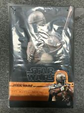 Hot Toys TMS 007 Star Wars The Mandalorian 12 inch 1/6 Action Figure NEW