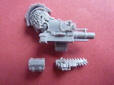 Forgeworld Deathguard grave les gardes de bras droit Pad & arme (E) - bits 40K