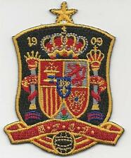 SPAIN/ESPANA FOOTBALL/SOCCER PATCH IRON ON OR SEW ON WORLD CUP 2018