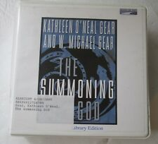 The Summoning God by Kathleen O'Neal and W Michael Gear (CD, 2000) Books on Tape