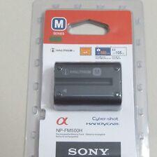 Battery NP-FM500H for Sony A350 A850 A900 A550 A500 A700 A450 A560 A580 A200K A9