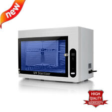 UV Sterilizer Disinfection Cabinet Dental Ultraviolet Sterilization Box 15L New