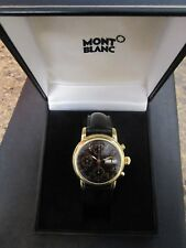 Montblanc 4810 Meisterstuck 7001 Automatic Chronograph Day-Date Watch