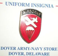 US ARMY WWII AIRBORNE COMMAND PIN - CURRENT PRODUCTION - GREAT FOR CAPS/JACKETS!