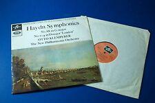 SAX 2571 Haydn Symphonies No.88 & 104 LONDON Klemperer NPO COLUMBIA UK