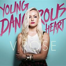 Young Dangerous Heart - V. Rose (CD, 2016, Inpop Records) - FREE SHIPPING