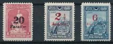 [M01] Turkey / 1929, Postage stamps, MH, Michel No: 882/4 (30€)