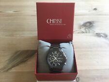 Christ Keramik Uhr, gebraucht, neuwertiger Zustand