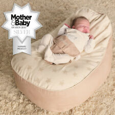 Bambeano Baby Bean Bag Support Chair Bean Bag  - NATURAL