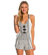 NWT MINKPINK Eco Warrior omen's  Playsuit/Romper  Size Large~NWT